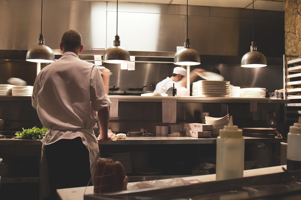 Libri di cucina professionali