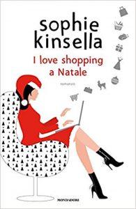 Libro di Kinsella: i love shopping a Natale